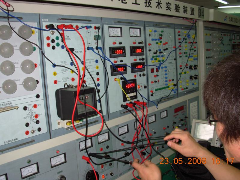电工技术实验室简介-辽宁工业大学